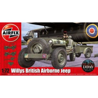 Willys Jeep, Trailer & 6 Pdr Gun NEW TOOL