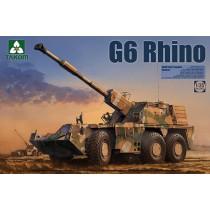 G6 Rhino SANDF Self-propelled Howitzer