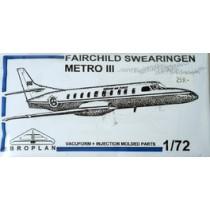 Fairchild Metroliner III VIP