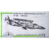 Fairchild Metroliner III Tp88 AWACS
