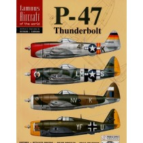 Famous Aircraft of the World No.1 P-37 Thunderbolt (Periscopio