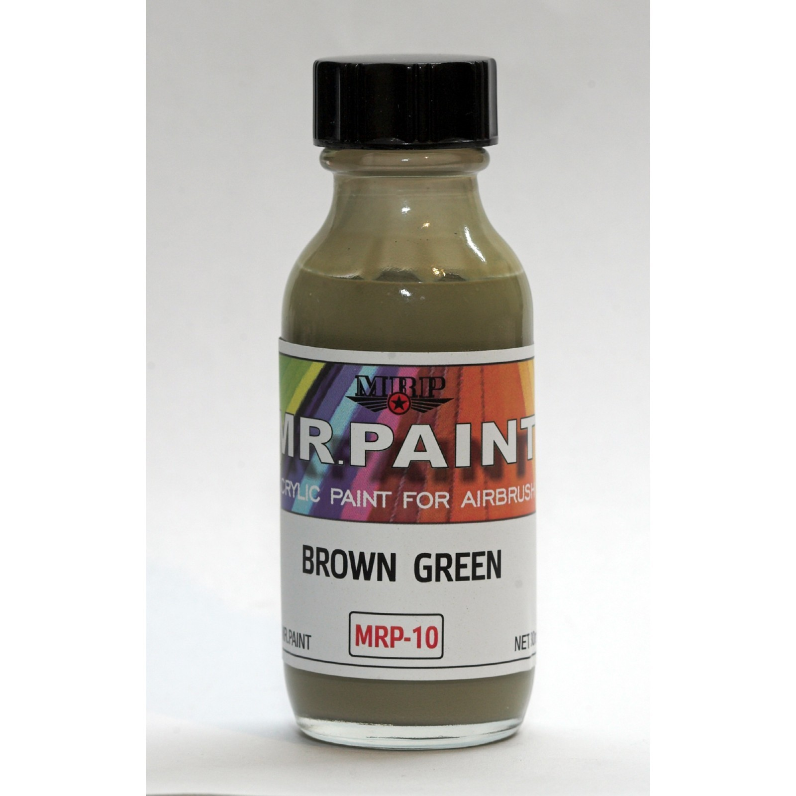 Brown Green ČSN 2250 30 ml BOKA