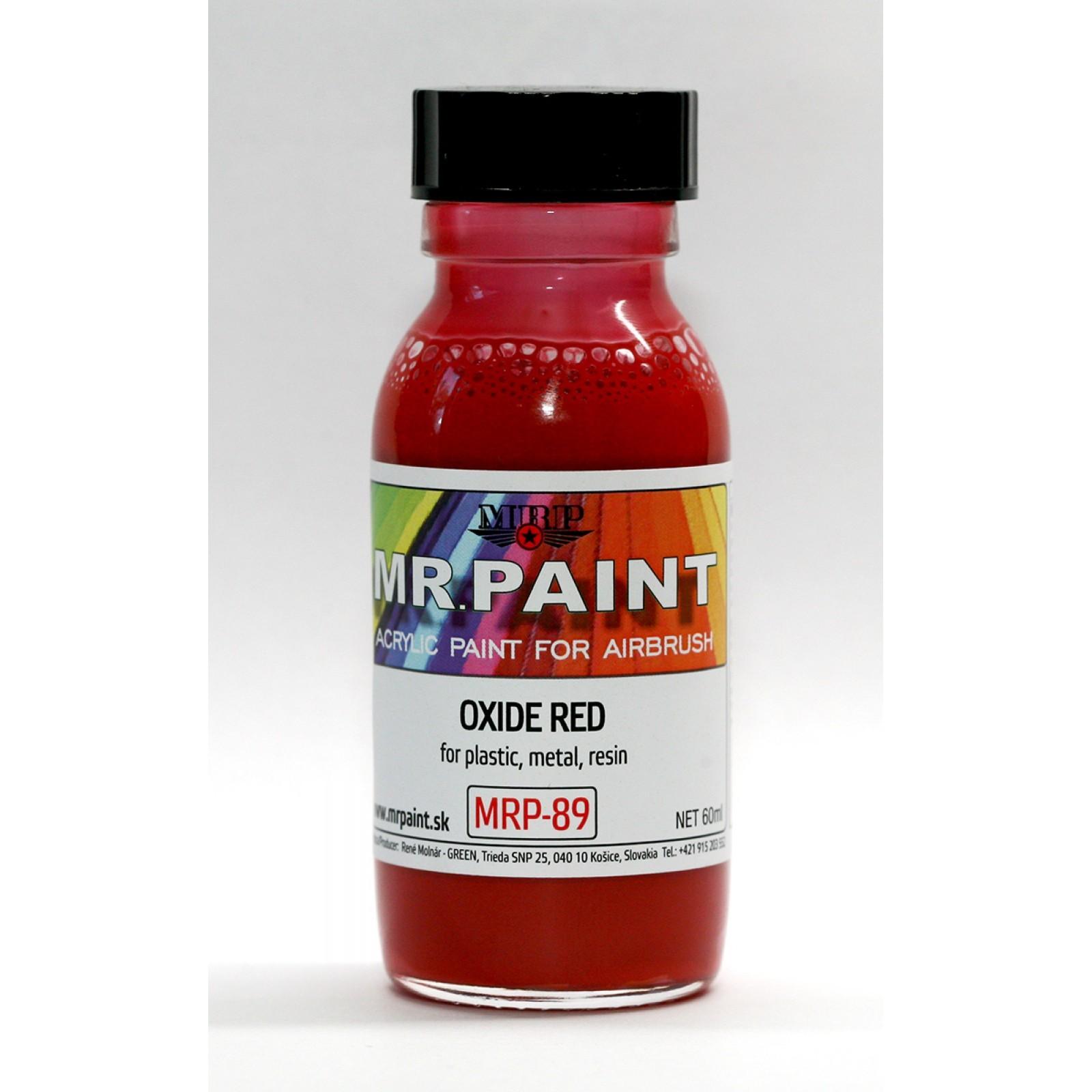 Fine surface primer oxide red 60 ml BOKA