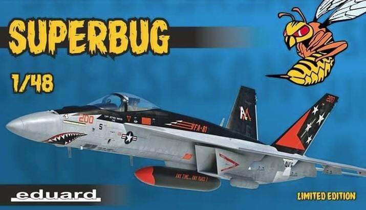F/A-18E Superbug Limited edition