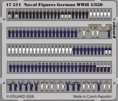 Naval Figures German WWII