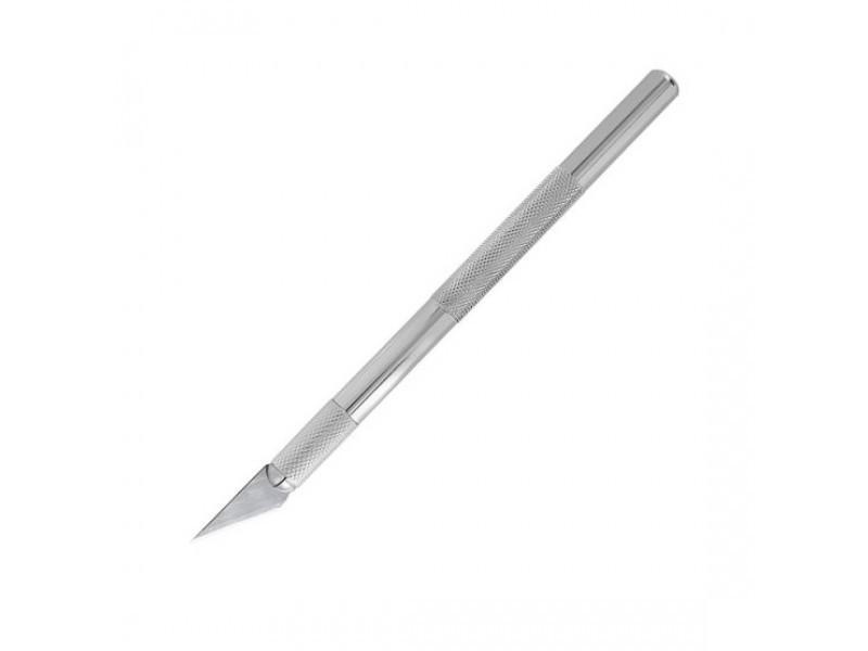 Hobbykniv, metallskaft med 1 blad no.#11