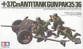 German 37 mm anti-tank gun