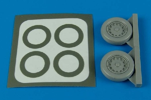 J35/Sk35/S35 Draken wheels