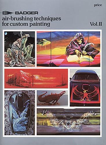 Custom painting book