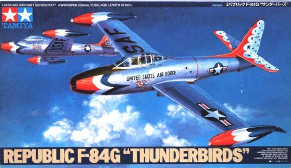 F-84G Thunderbirds