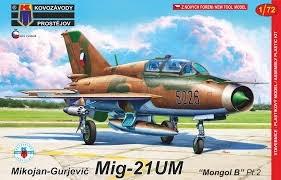 MiG-21UM Mongol-B Pt.2 Russia CZ Croatia Finland