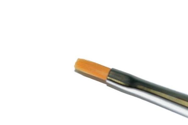 High finish flat brush No.02