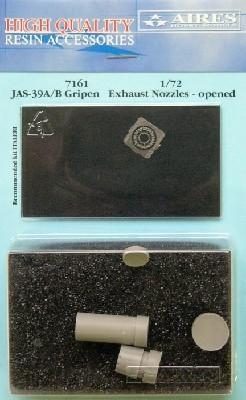 JAS39A/B Gripen exhaust nozzle - open ITA