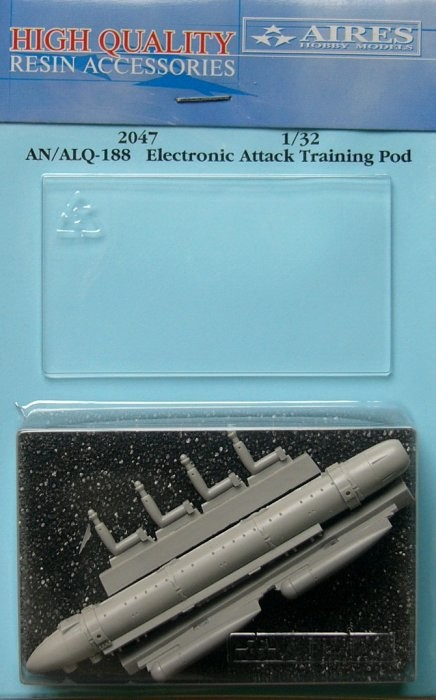 AN/ALQ-188 Electronic Attack Train. Pod (TAM)