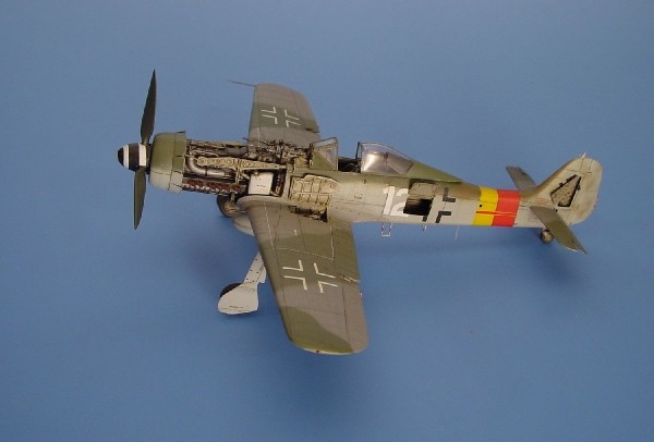 Fw190D detail set TAM.