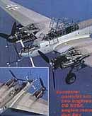 Me110G-4 detail set for Revell/Monogram.