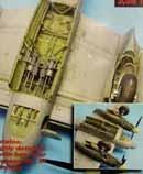 Mosquito FB Mk.VI bomb bay for TAM