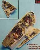F-4J/S Phantom cockpit set