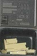 P-61 Black Widow cockpit set