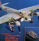 Mosquito Mk.VI detail set for TAM