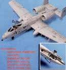 A-10A Thunderbolt II detail set