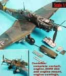 Ju87G Stuka detail set