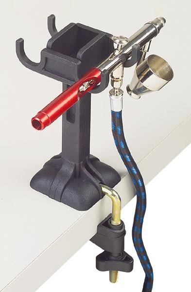Air-brush holder