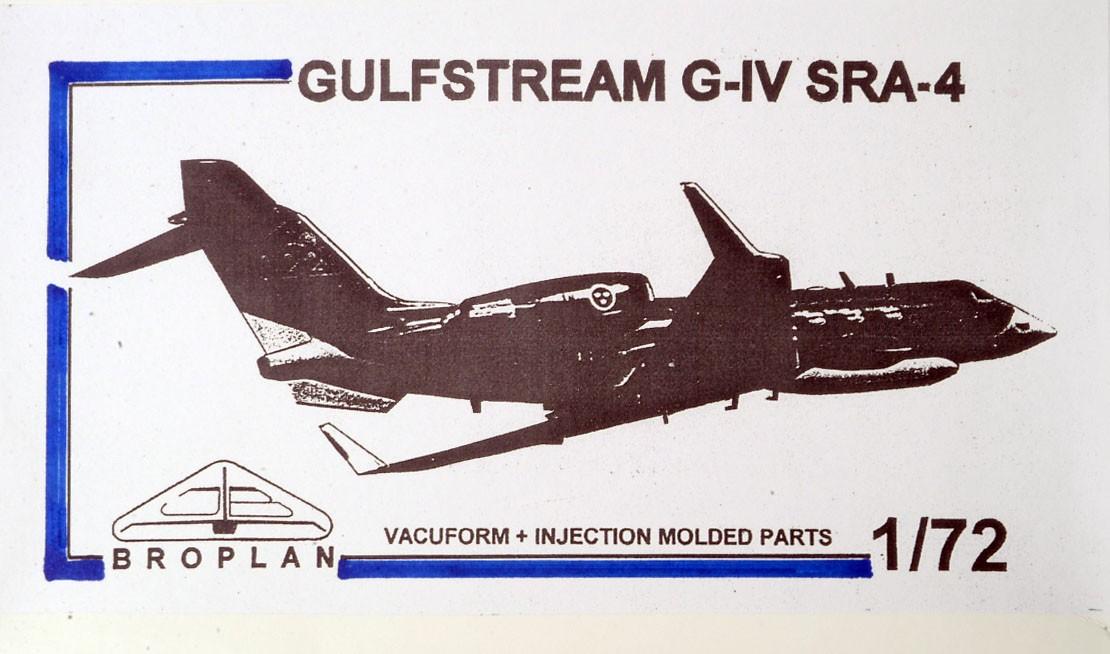 S102 Gulfstream G-IV signalspanare SRA-4