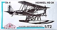 Heinkel HD 24 Sk4 on floats