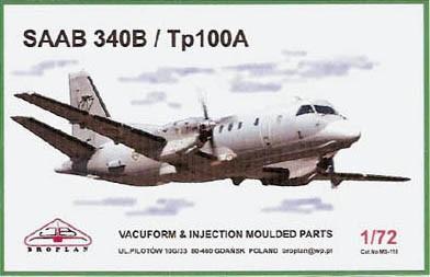 SAAB 340B / Tp100A