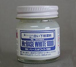 Mr. Base White 1000, 40 ml