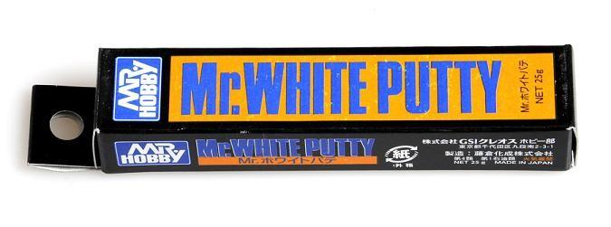 Mr. White Putty, spackel