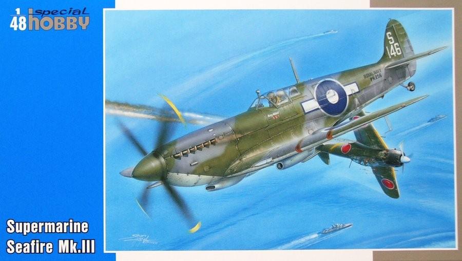 Seafire Mk.III Last fight over the Pacific