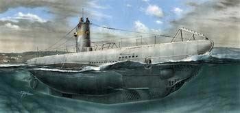 U-boot type IIA