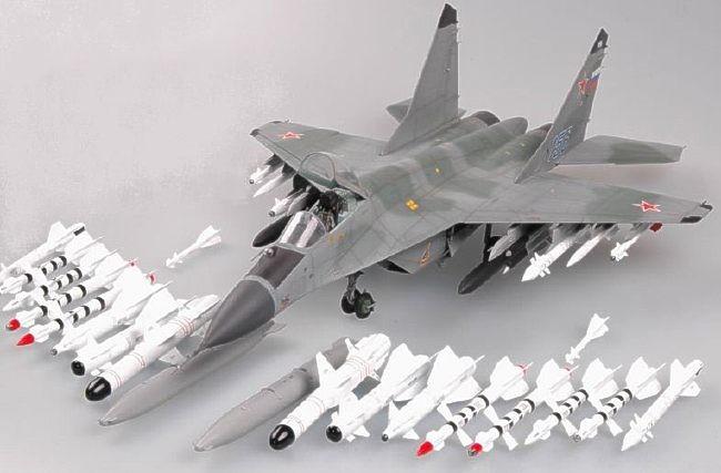 Russian Modern Aircraft Weapon Set