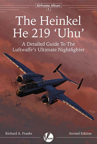 Airframe Album No.1: The Heinkel He219 Uhu REVISED