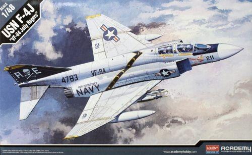 F-4J Phantom VF-84 Jolly Rogers