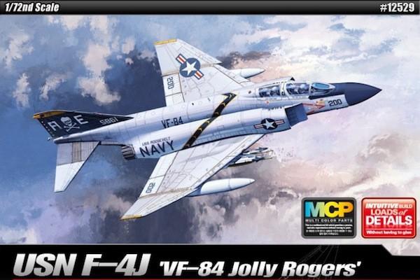 F-4J Phantom US Navy VF-84 Jolly Rogers