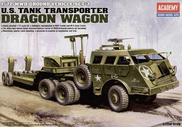 US M26 Dragon Wagon