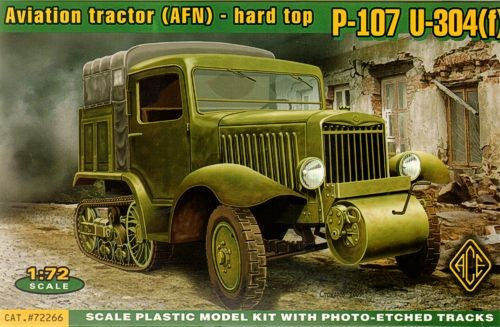 P-107 Aviation Tracto (AFN) hard top U-304(f)