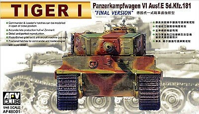 Tiger I PzKfw VI Ausf E SdKfz 181
