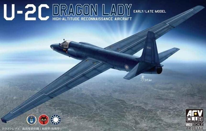 Lockheed U-2C Dragon Lady Early/ Late model