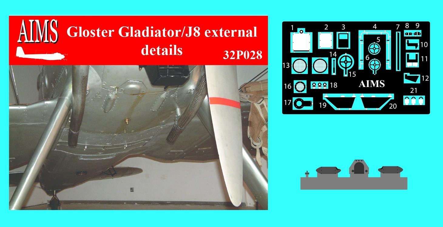 J8 Gladiator external details (ICM) se info