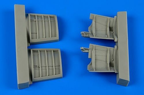SAAB JAS39A/C Gripen speed brakes KHawk
