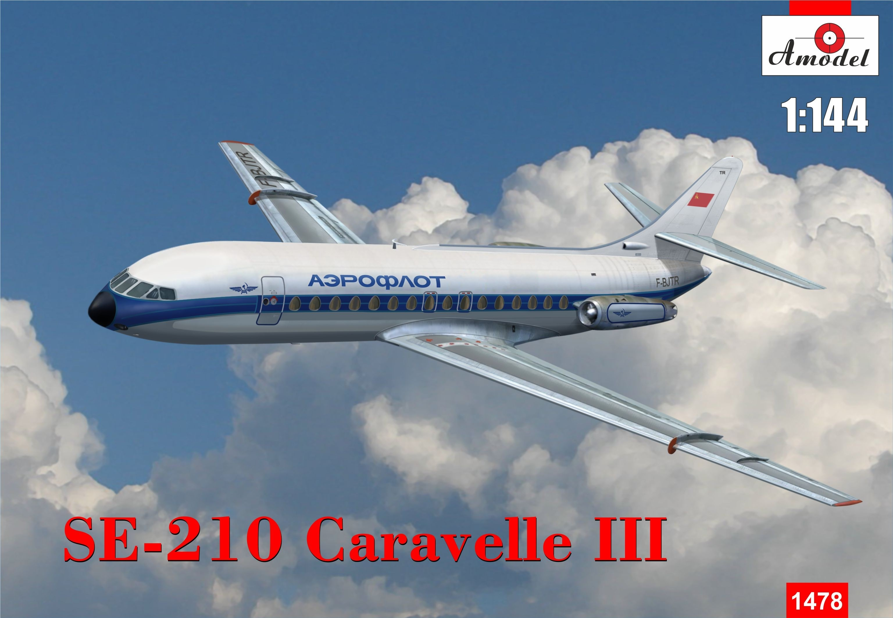 Sud-Aviation Caravelle III