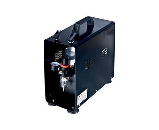 Kompressor för air-brushing, med tank.