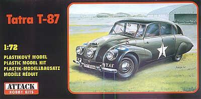 Tatra T-87 Staff Car