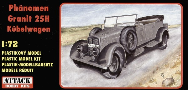 Phanomen Granit 25H Staff Car