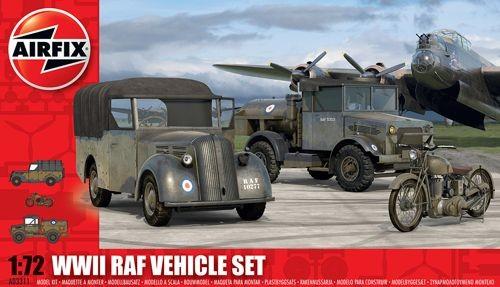 RAF Vehicles