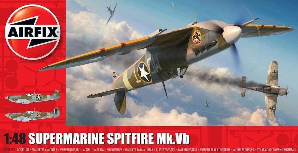 Spitfire Mk.VB NEW TOOL!